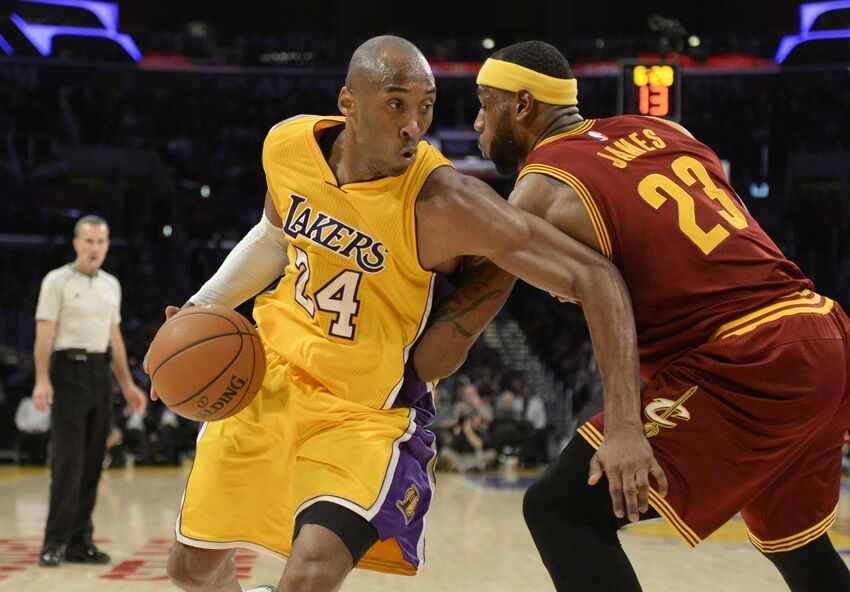 NBA: The Kobe vs. LeBron Finals That Never Was