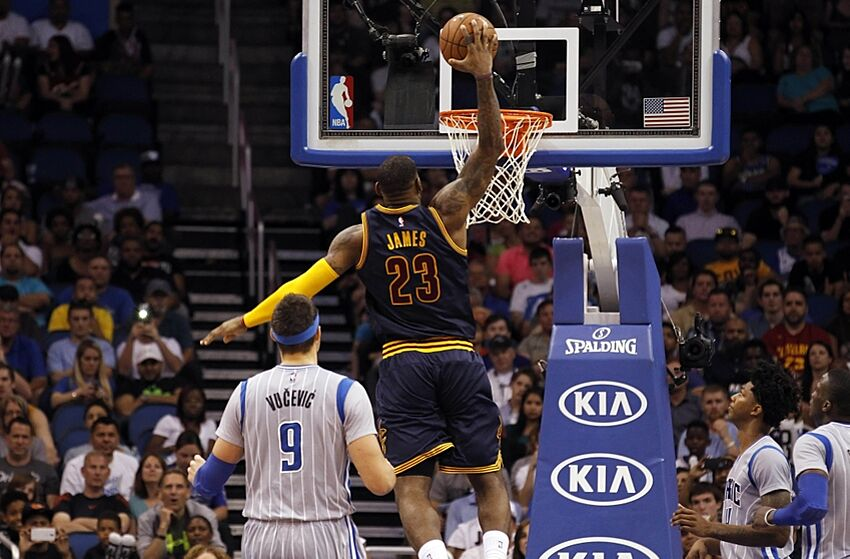 lebron james the best finisher in nba history