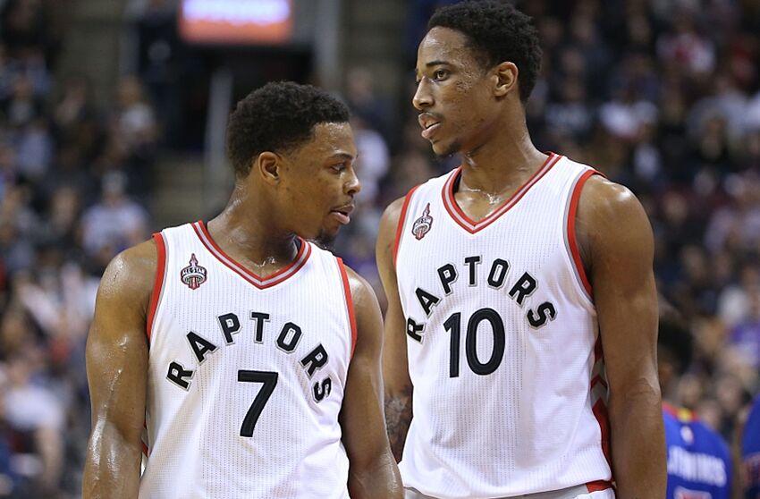 5cd9a293db2b Toronto Raptors Get Signature Win Over Cleveland Cavaliers