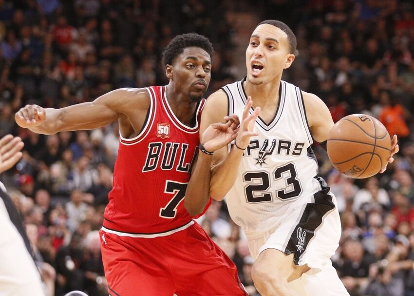 San Antonio Spurs Andre Miller Kevin Martin Proving Worth Mar
