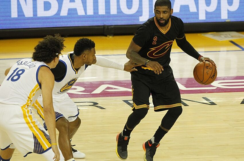 Kyrie Irving A Difference-Maker In NBA Finals