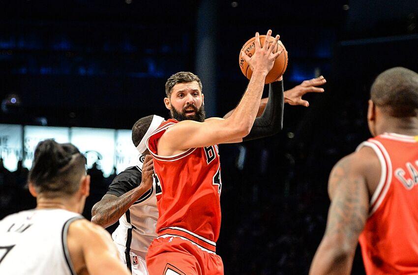 Chicago Bulls  Nikola Mirotic Still Searching For Consistency 99b179096