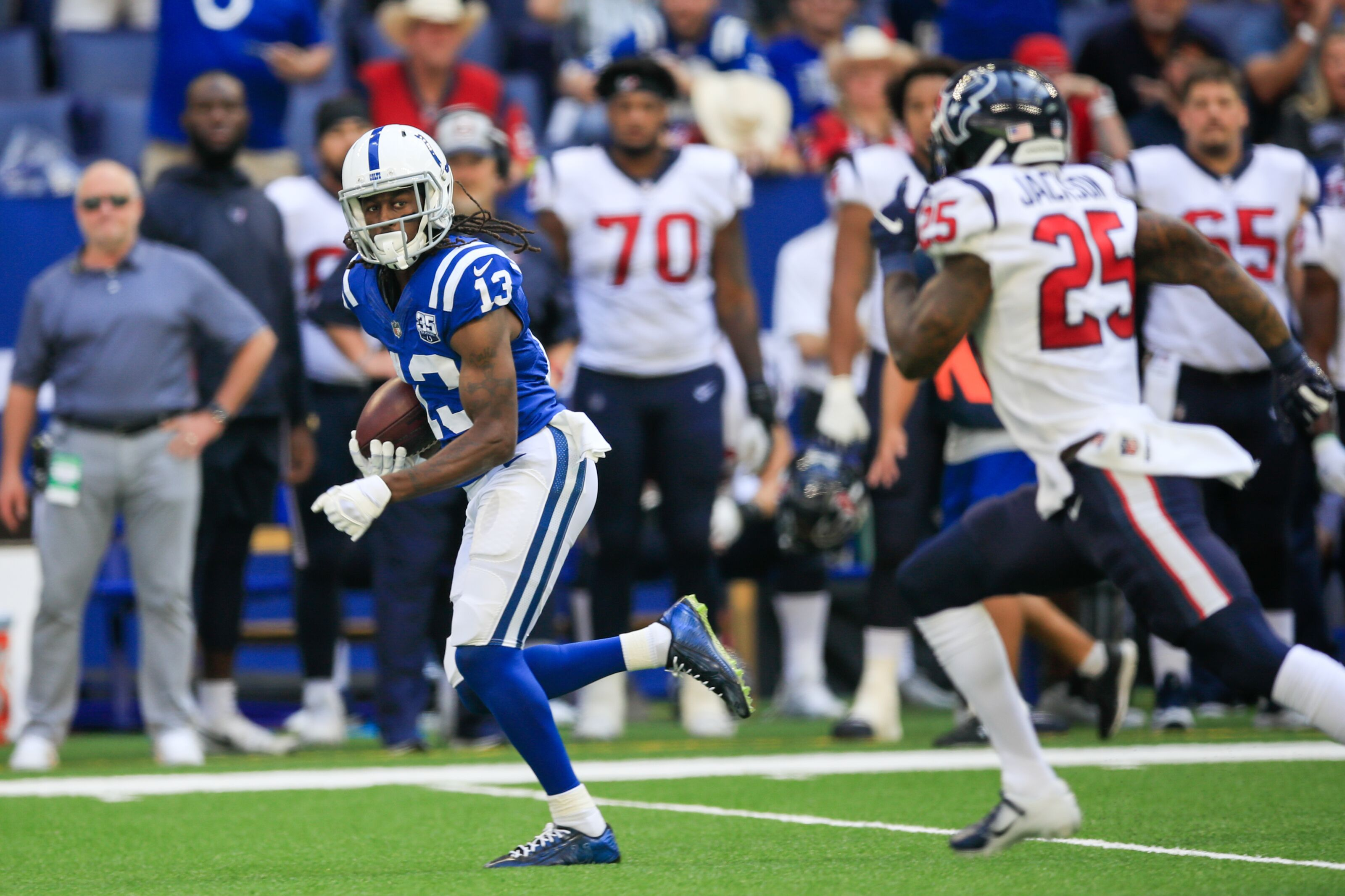 Colts injury update: Report looking better