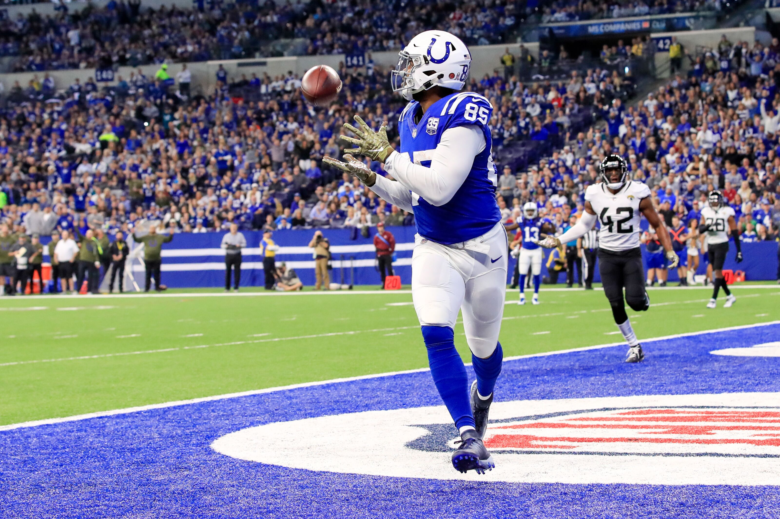 Colts need to keep up good play in red zone