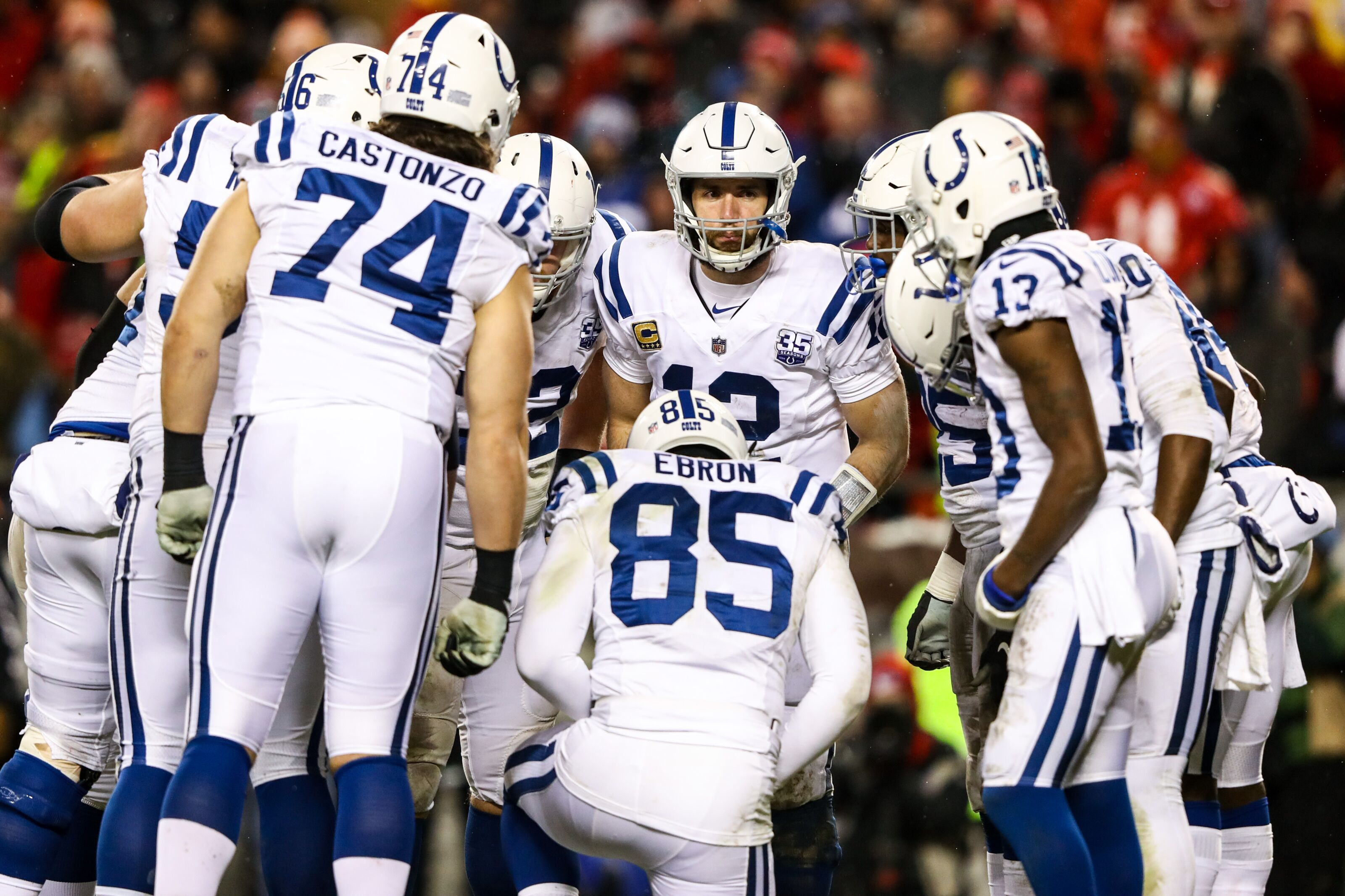 Colts part of resurging AFC South