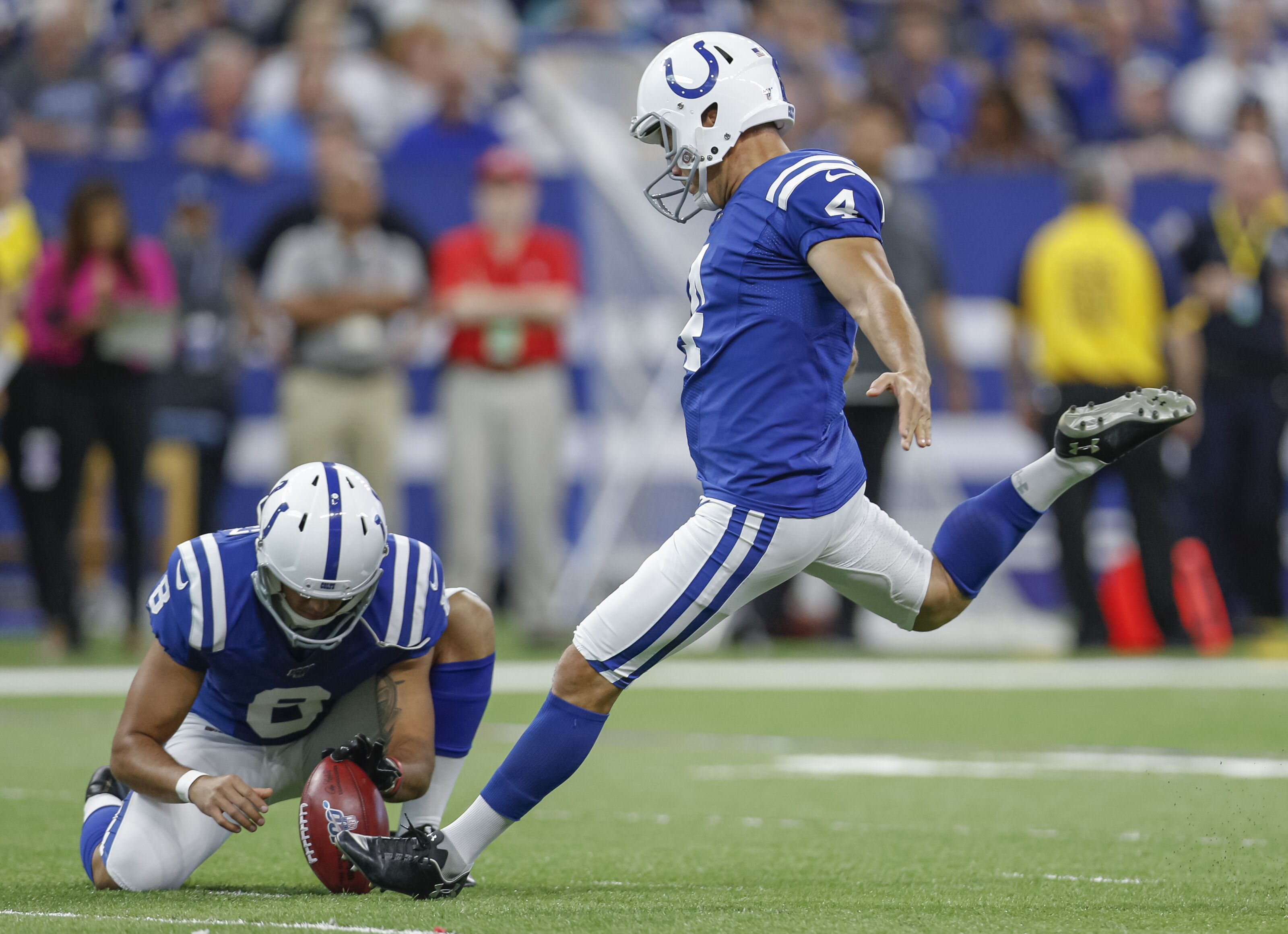Colts vs. Falcons: Special teams grades