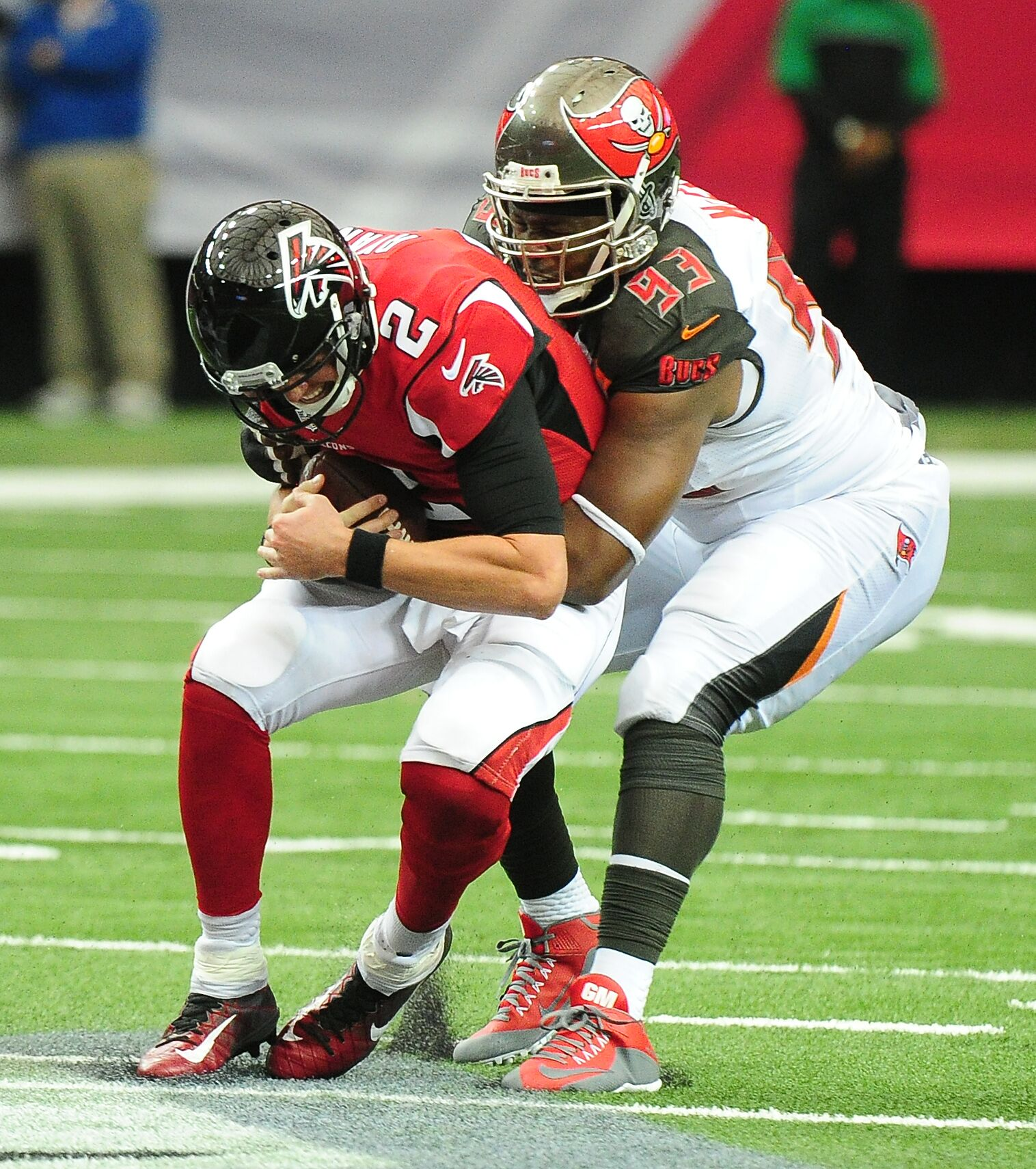 Gerald McCoy would be a good fit for the Colts