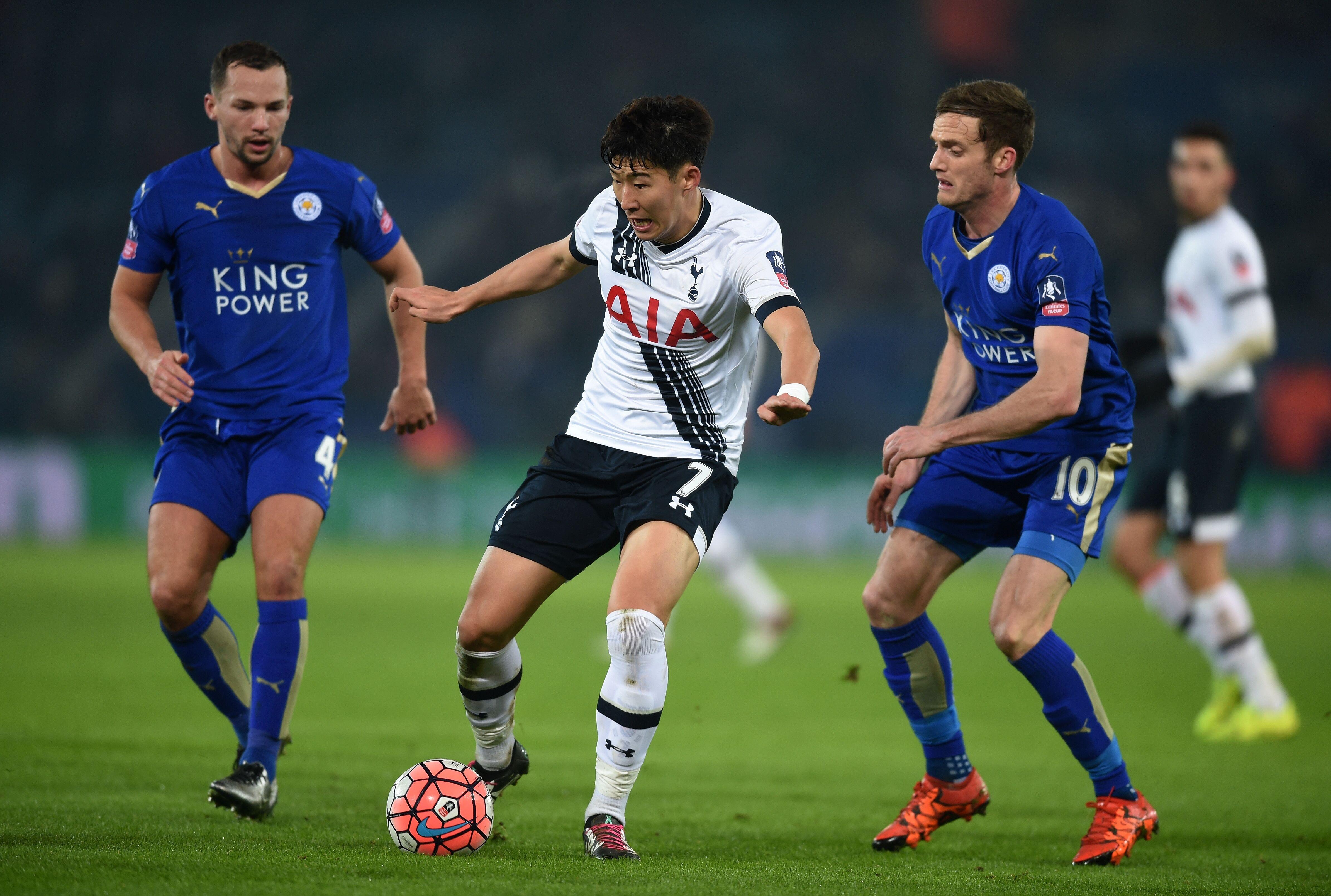 Tottenham Vs Leicester City: Best Combined XI: Tottenham V Leicester City