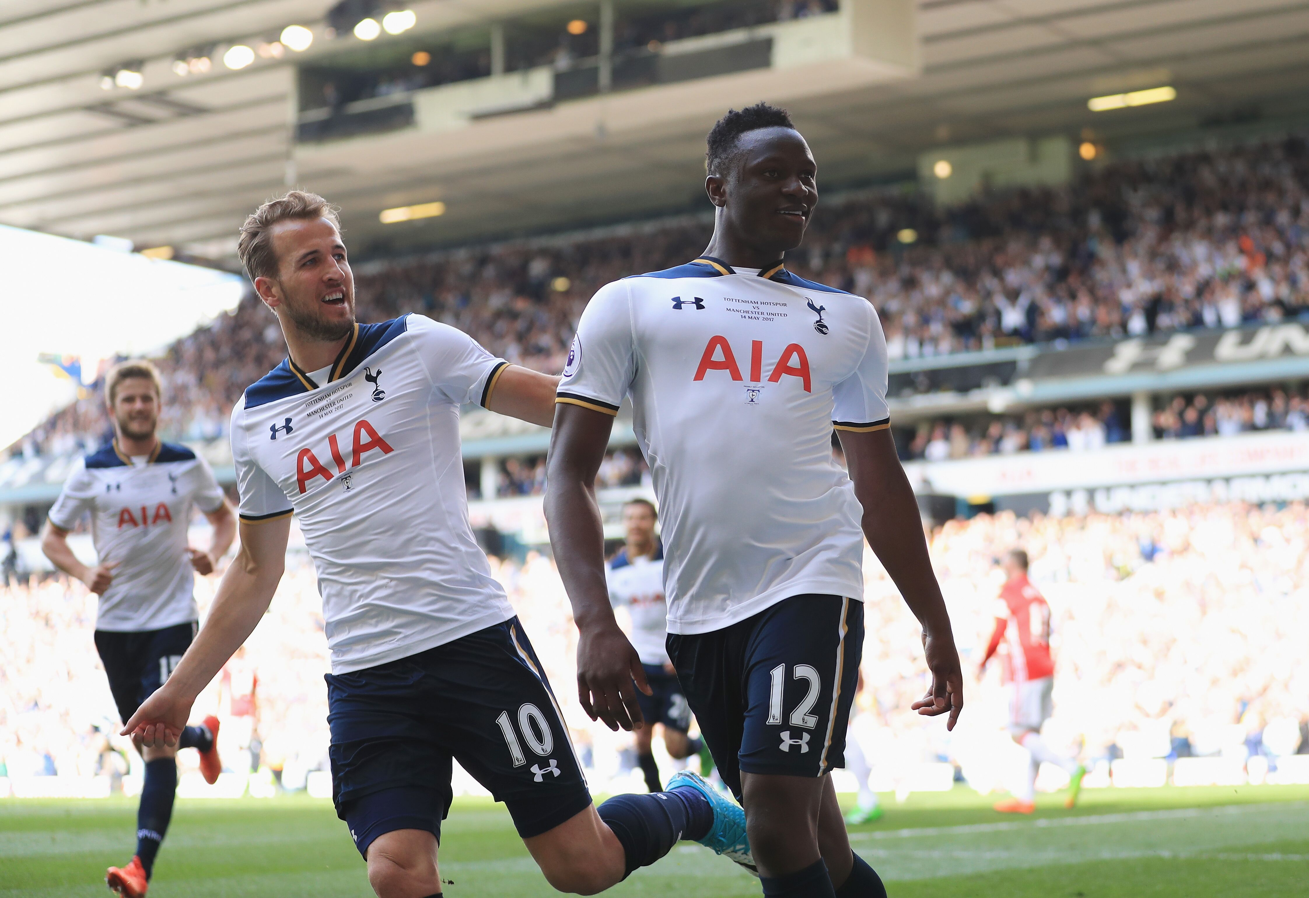 Image result for wanyama spurs