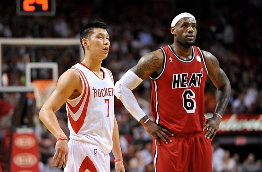 2d959b494fb Houston Rockets To Make All-Out Push To Land LeBron James