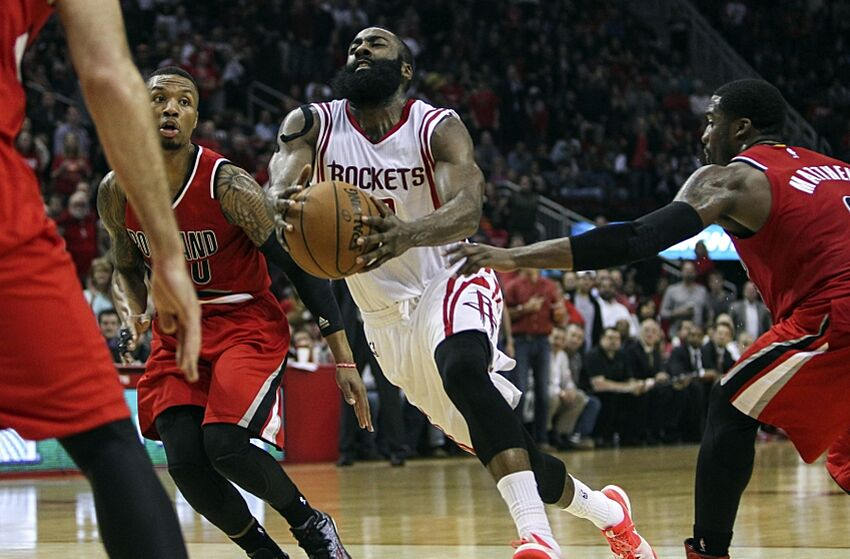 f7b7c12f6168 James Harden - Western Conference Player Of The Week