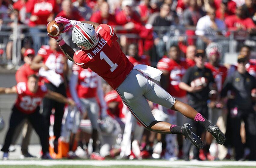 NFL Draft 2016 Round 3  Houston Texans Select Braxton Miller 08cfc4b7c