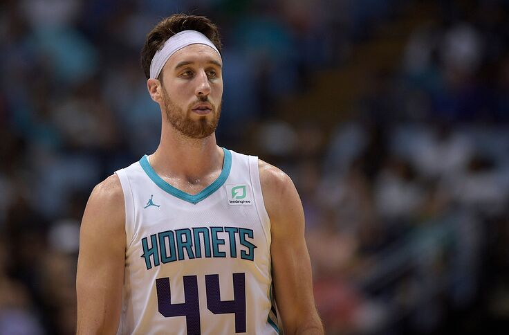 half off 4254b 1f8b5 Houston Rockets: Team should zero in on Frank Kaminsky if ...