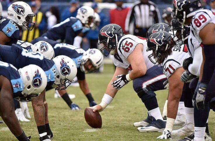 Houston Texans Team Should Demote C Nick Martin Start Greg