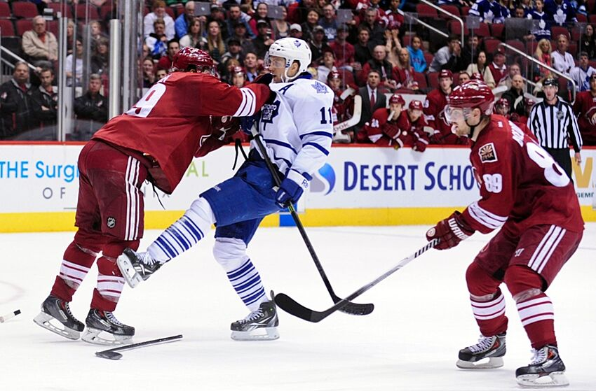 Adam S Three Keys To The Game Toronto Maple Leafs At Arizona Coyotes