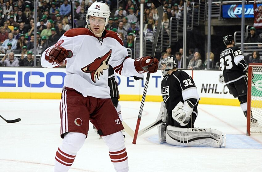 ff33a46a3 Arizona Coyotes Re-Draft Opportunities Part 2