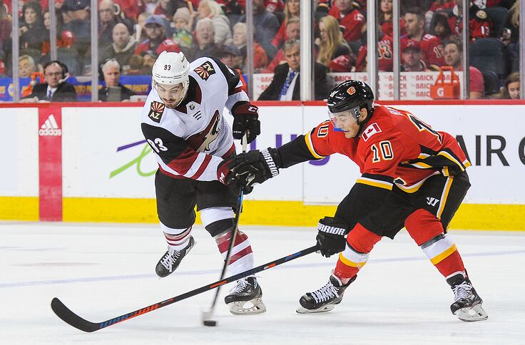 low cost 18ddb 772b8 Conor Garland leading the way for Arizona Coyotes prospects