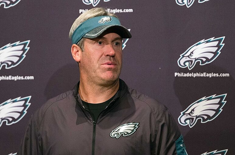 Is Doug Pederson becoming too much of a player s coach  fc9008c9e