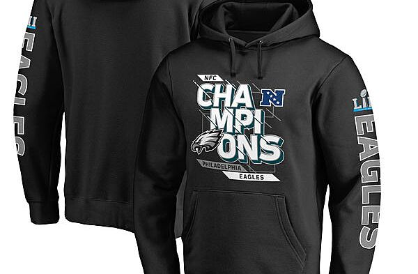 f8cc9469cb4 Philadelphia Eagles Super Bowl LII Gift Guide