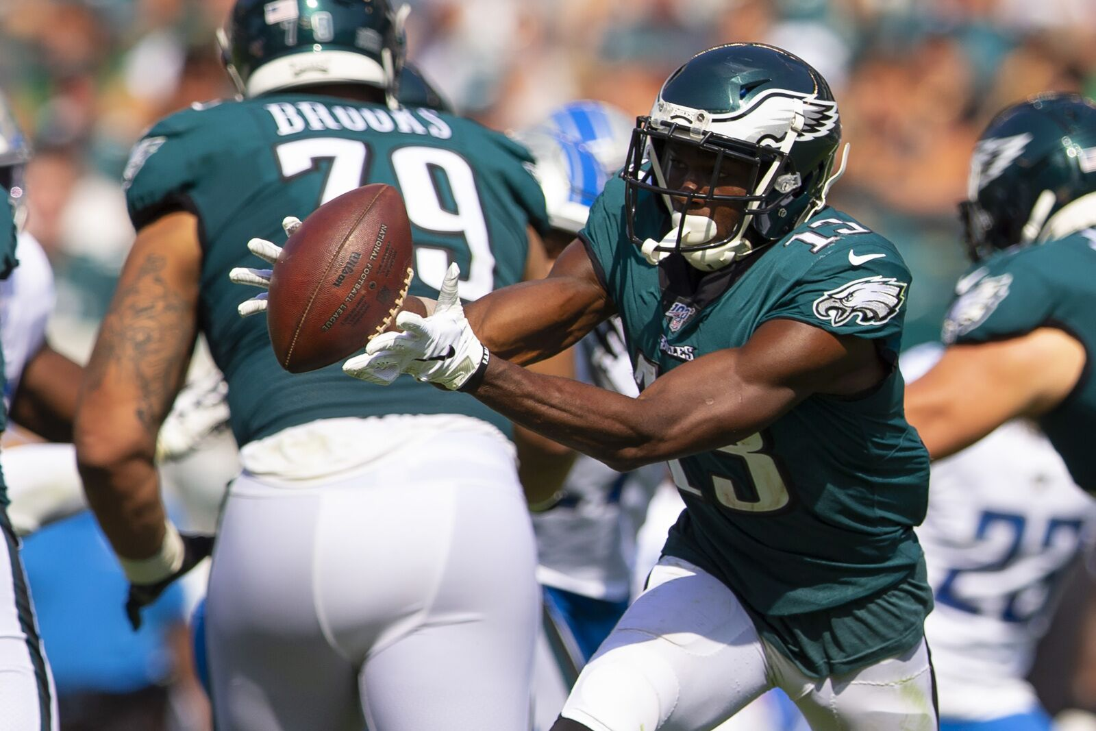 Philadelphia Eagles: 6 Players who stood out for better or for worse vs. Lions
