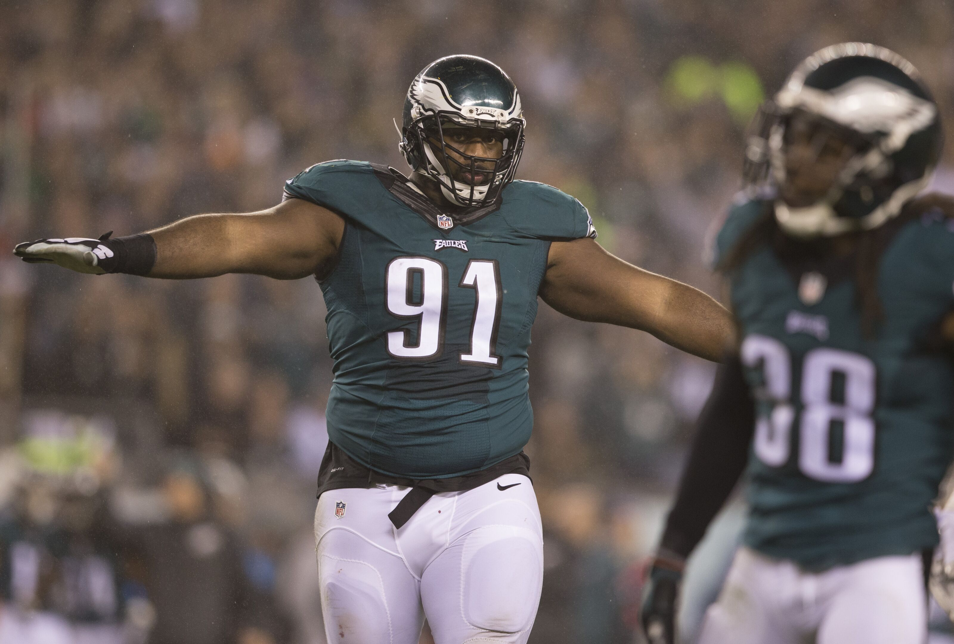 Philadelphia Eagles: PFF has some heavy praise for Fletcher Cox