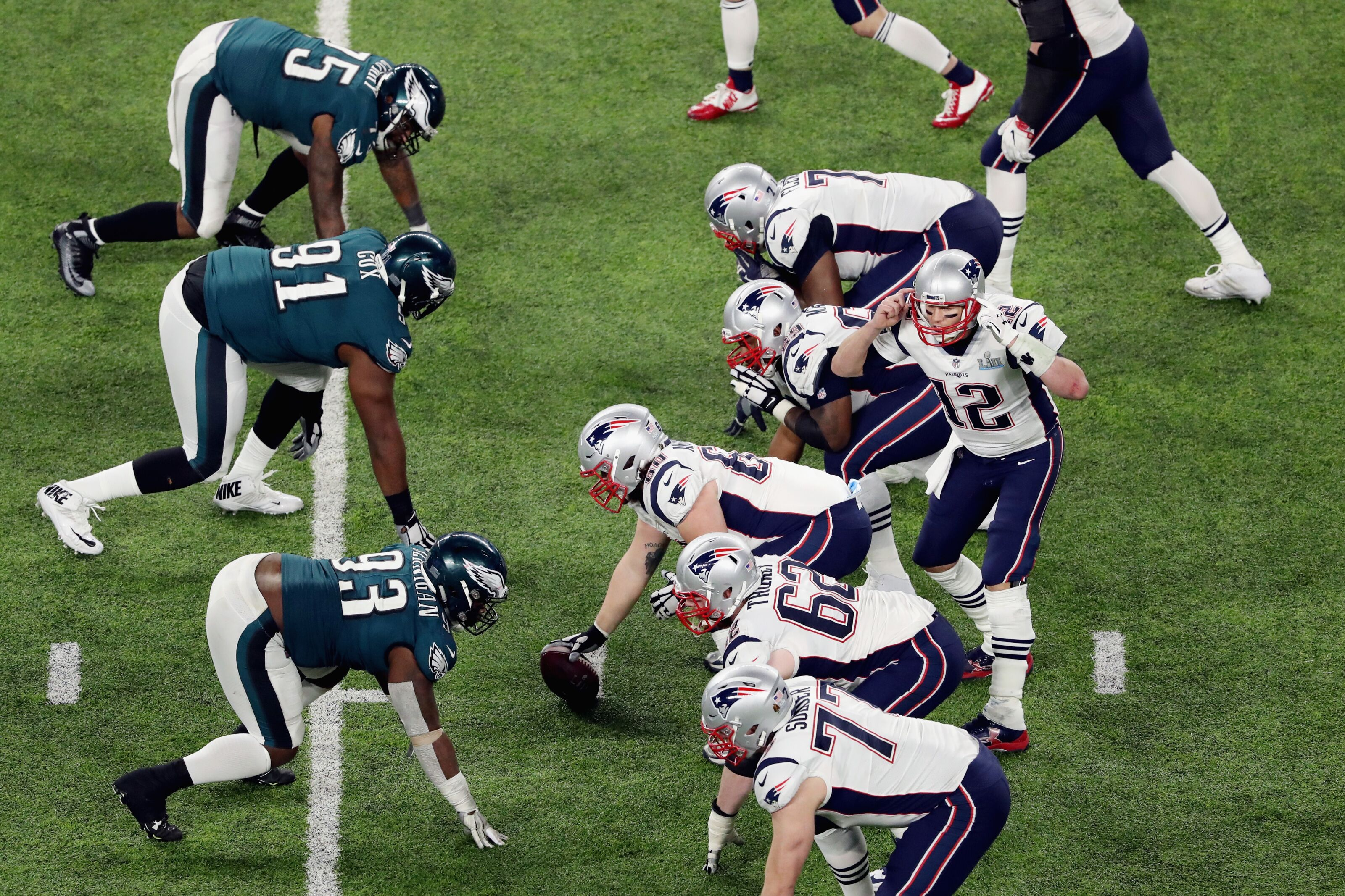 Philadelphia Eagles: 5 players to watch against the New England Patriots