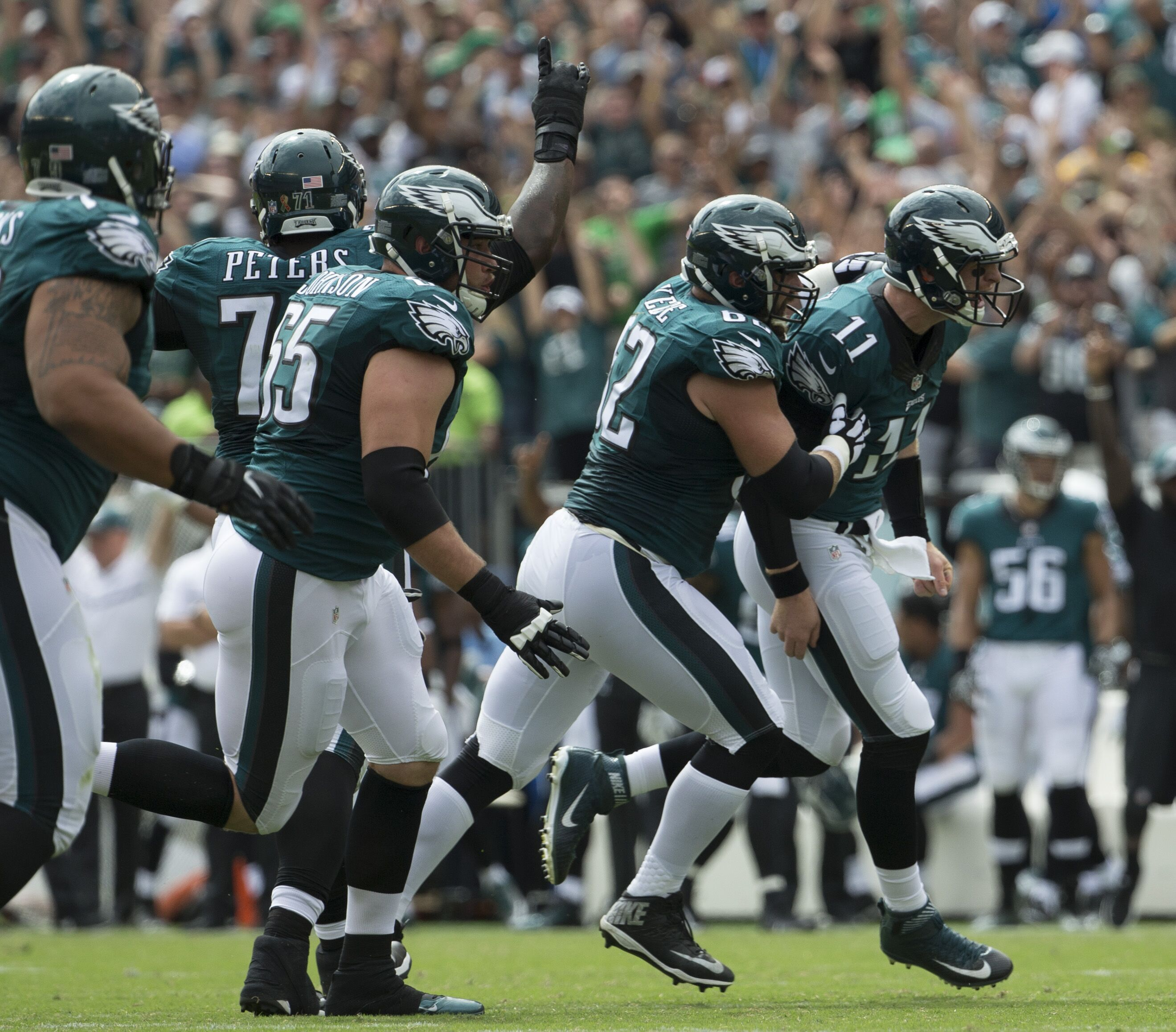 Image result for photos of philadelphia eagles