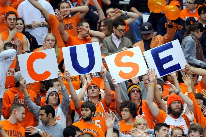 Syracuse Basketball Fans It S Time For Orange Madness