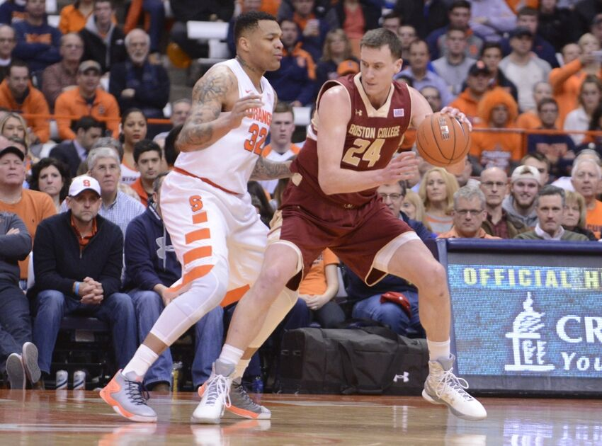 Syracuse Basketball Blows Out Boston College 62 40