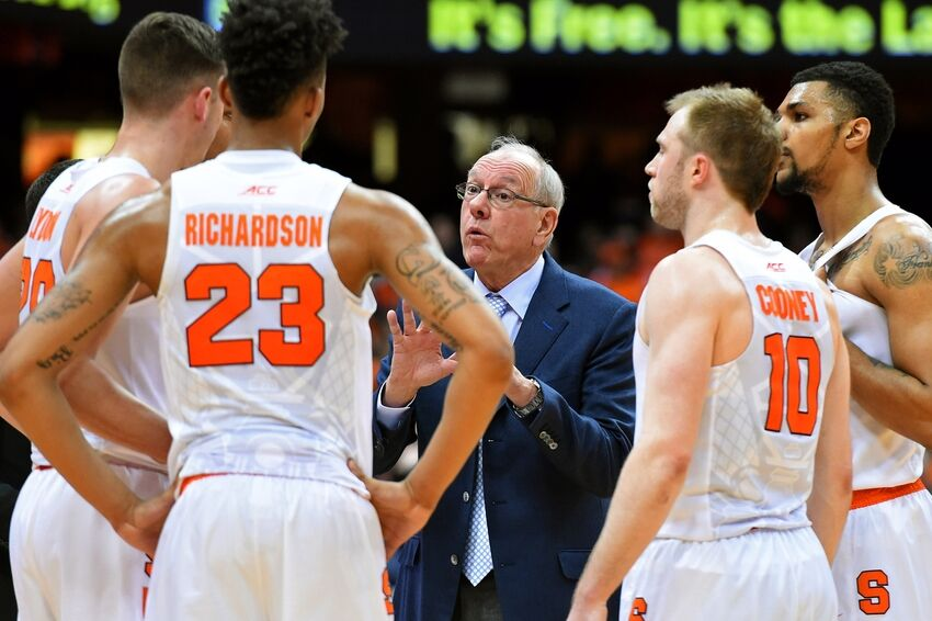 Syracuse Basketball Players Do They Stay Or Go