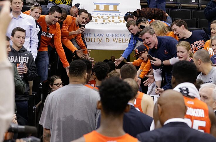 Syracuse Basketball What The Fans Are Saying