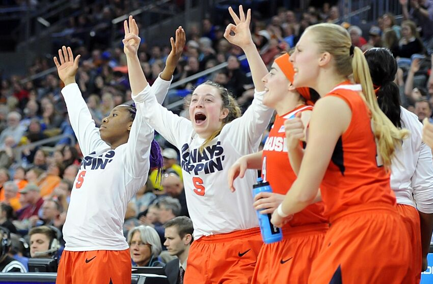Syracuse Basketball  Women Looking for Their First Final 4 388ae23bc7