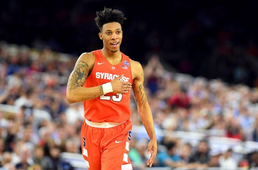 Syracuse Basketball Malachi Richardson Receives 2k Rating