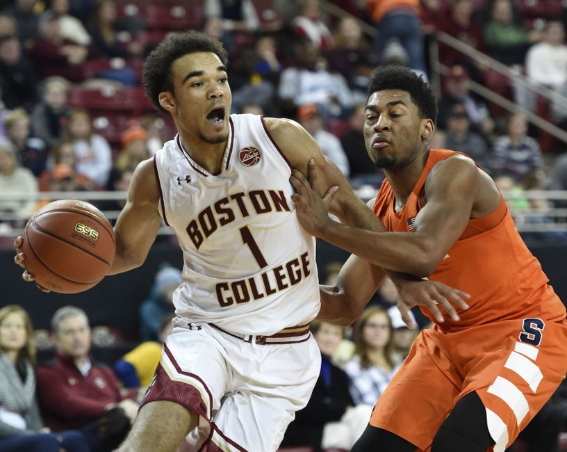 Syracuse Basketball Stinks It Up In Acc Opener Vs Boston College