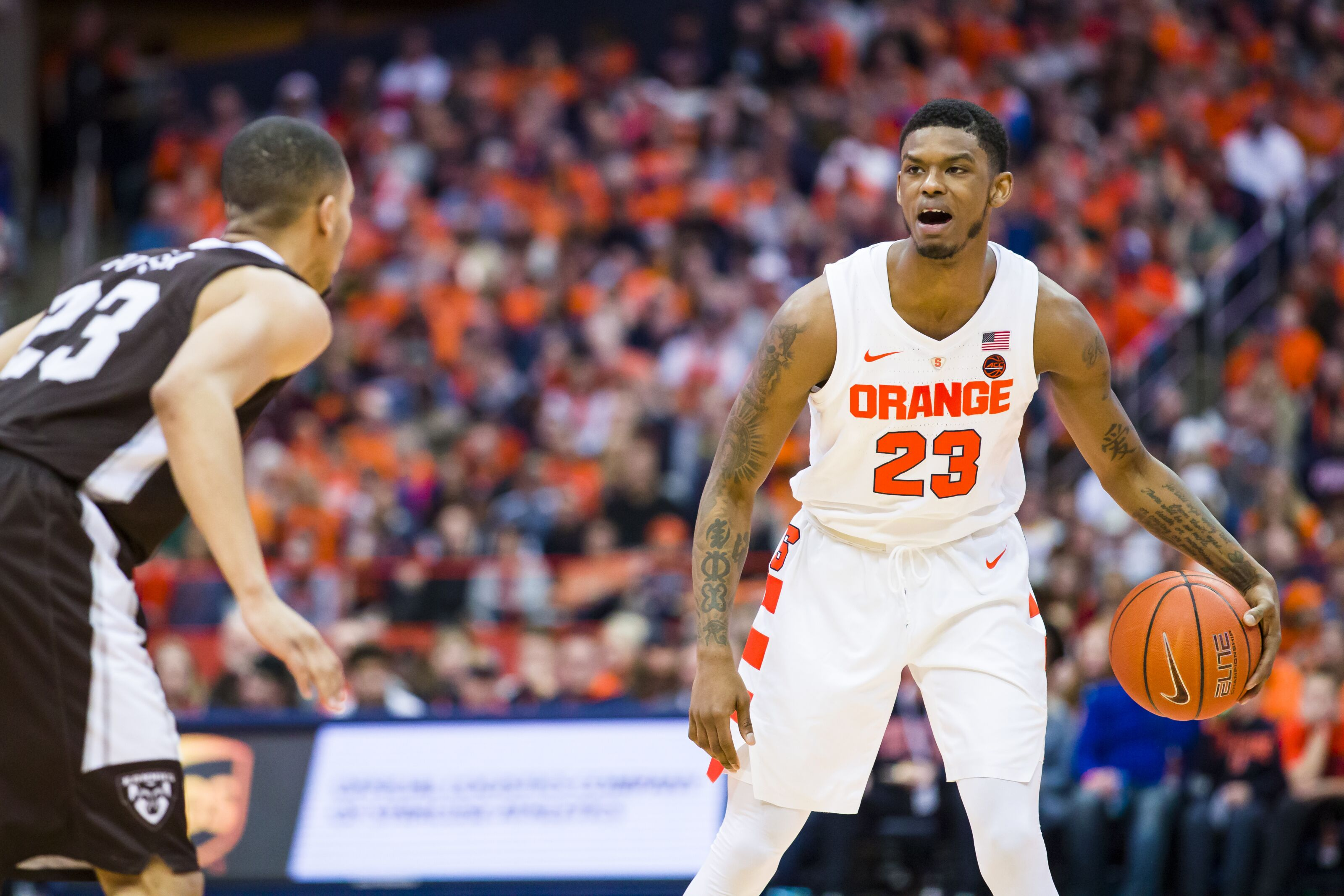 Syracuse Basketball Acc Play Will Prove Whether Orange Are For Real