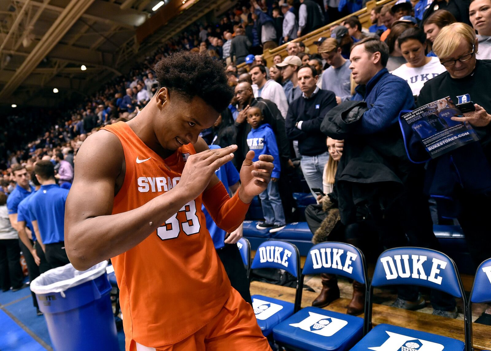 Syracuse Basketball Road Warrior Skills Will Take Su Deep In Tournament