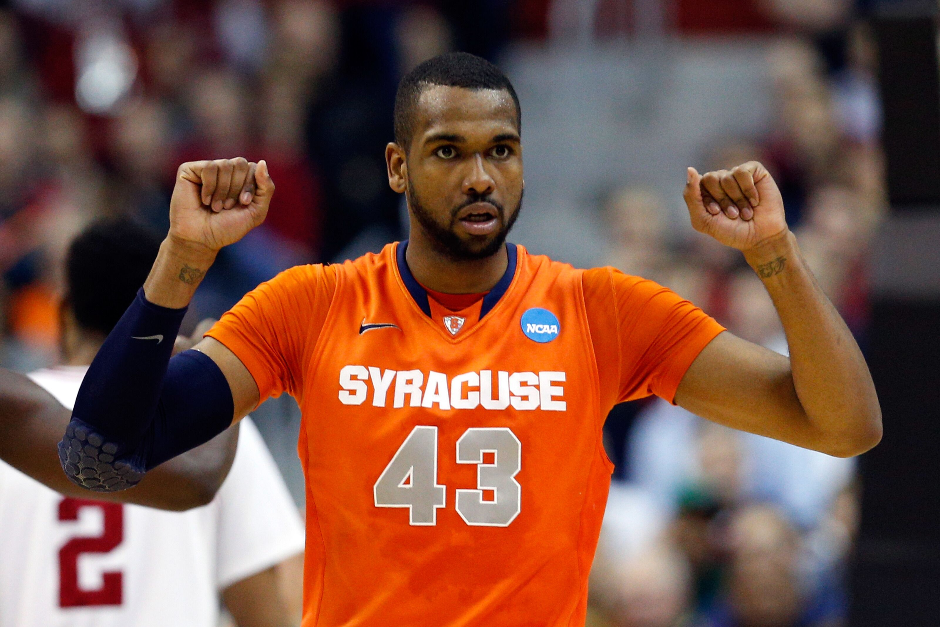 Syracuse Basketball James Southerland Joins Boeheim S Army