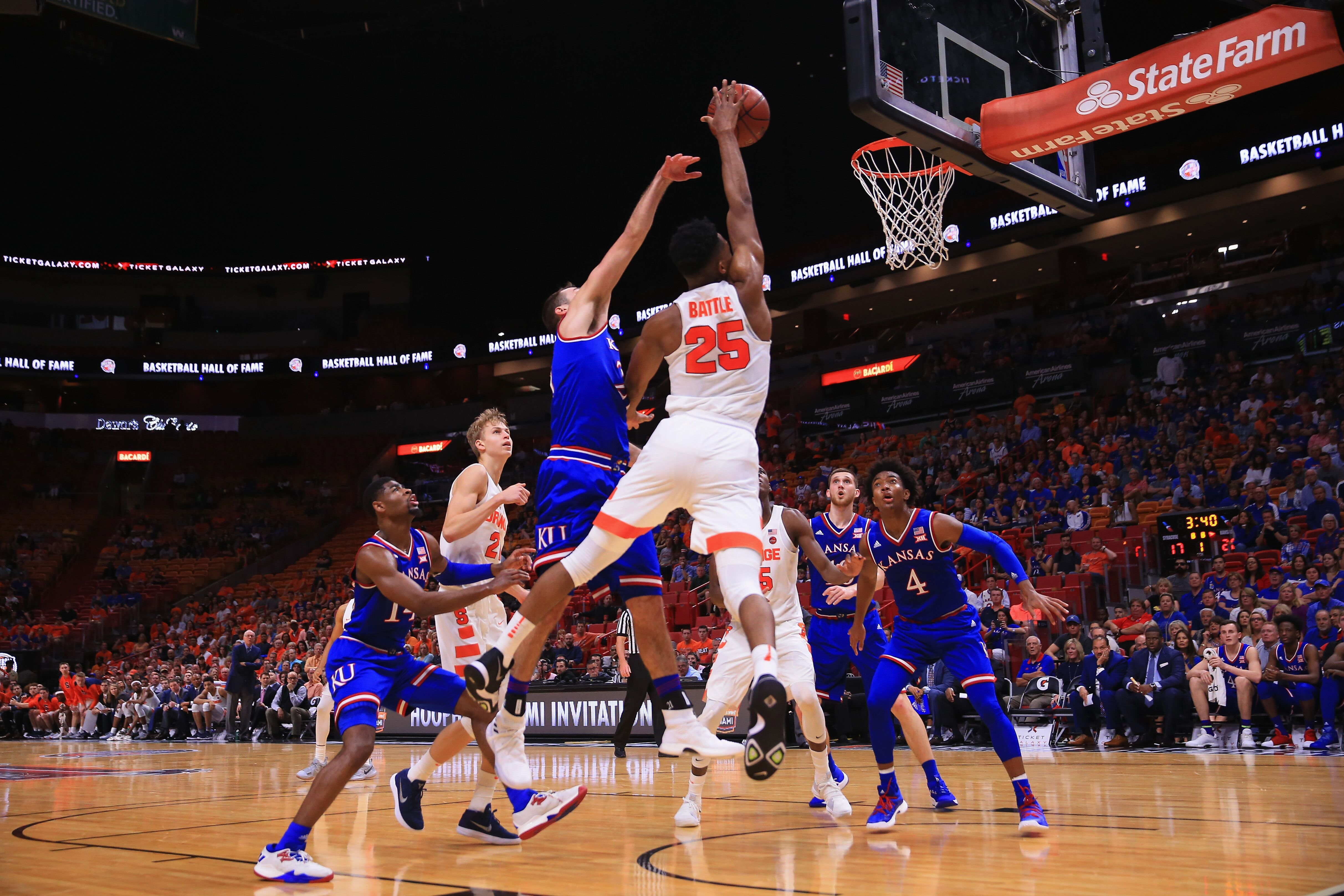 Don T Be Fooled By Saturday S Loss Syracuse Basketball Is Back