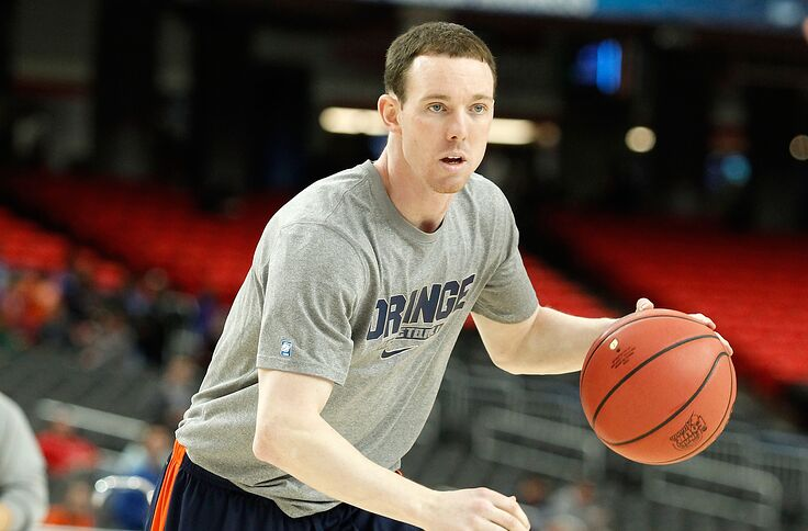 Syracuse Basketball Gerry Mcnamara Could Be On The Move
