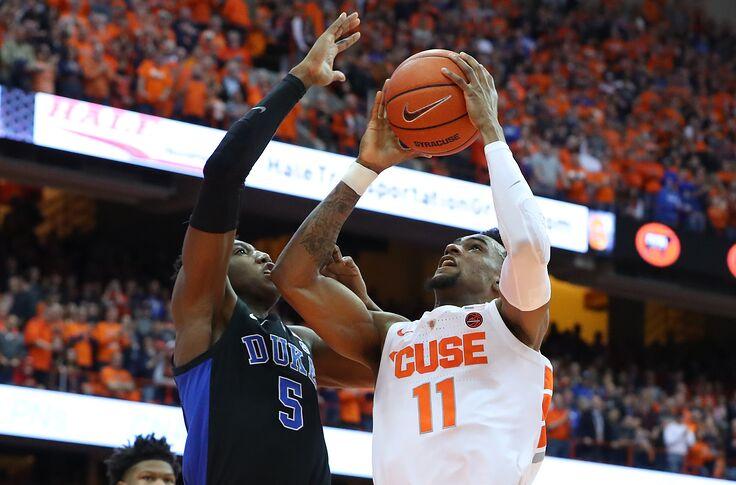 Syracuse Basketball Vs Duke Acc Tournament How To Watch