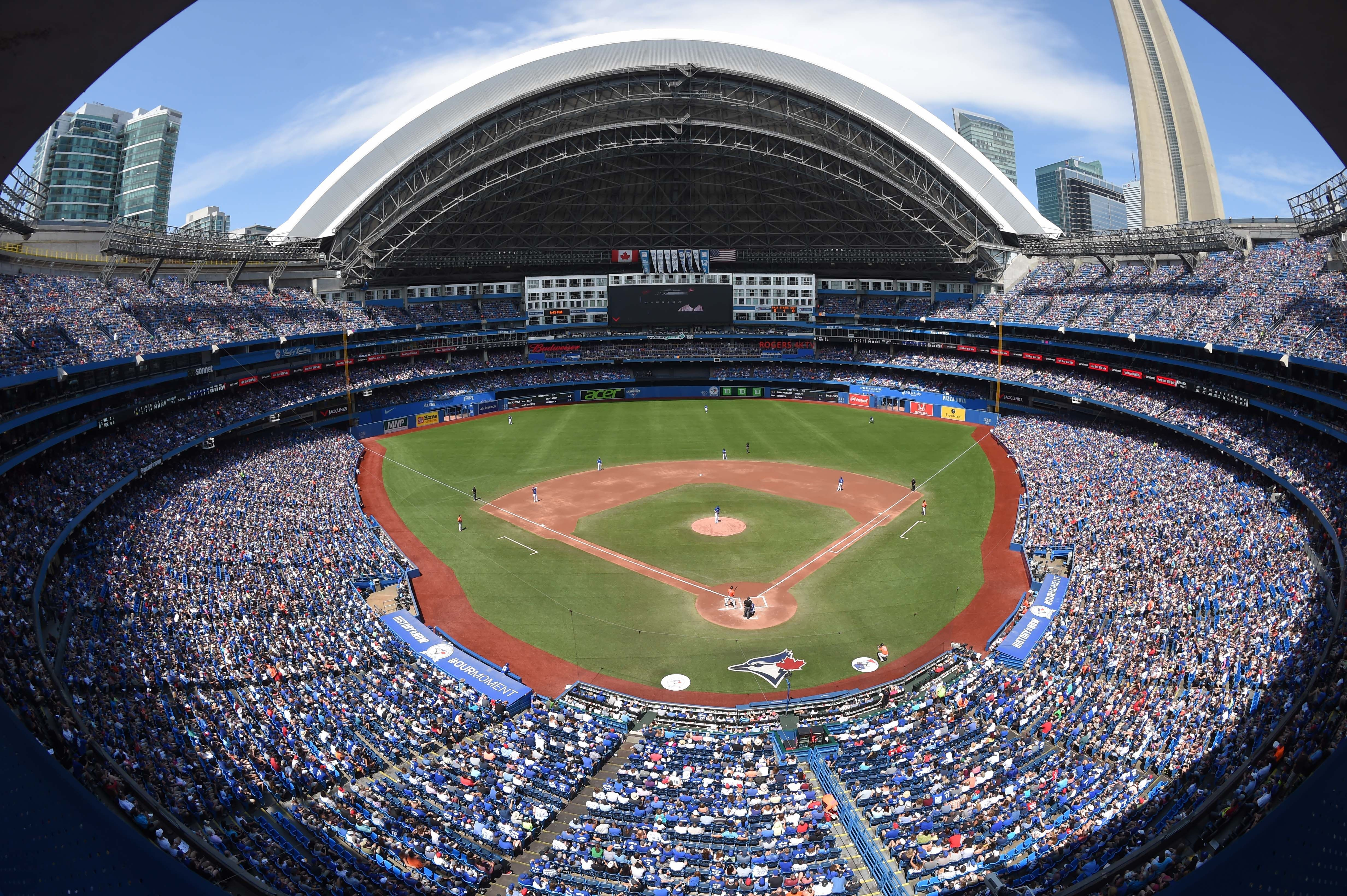 Blue Jays Survey Should The Rogers Centre Be Renamed The Skydome