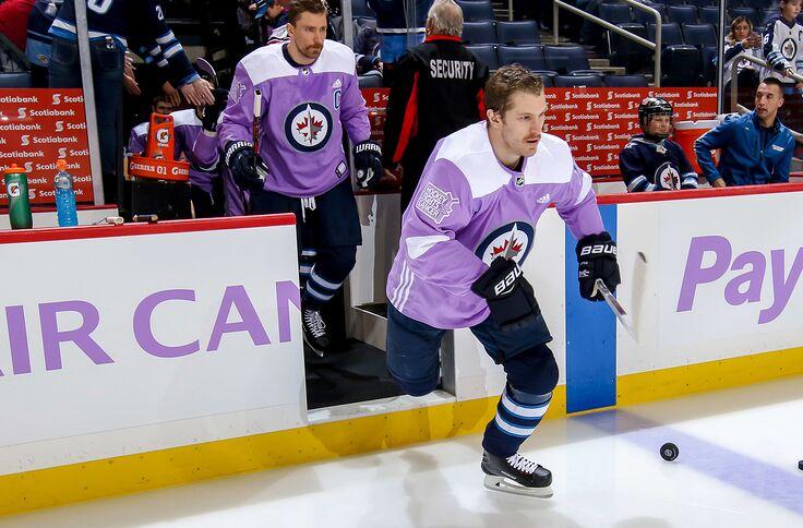 premium selection 8e6a4 66b39 Winnipeg Jets: Is Bryan Little's Improvement a Patrik Laine ...