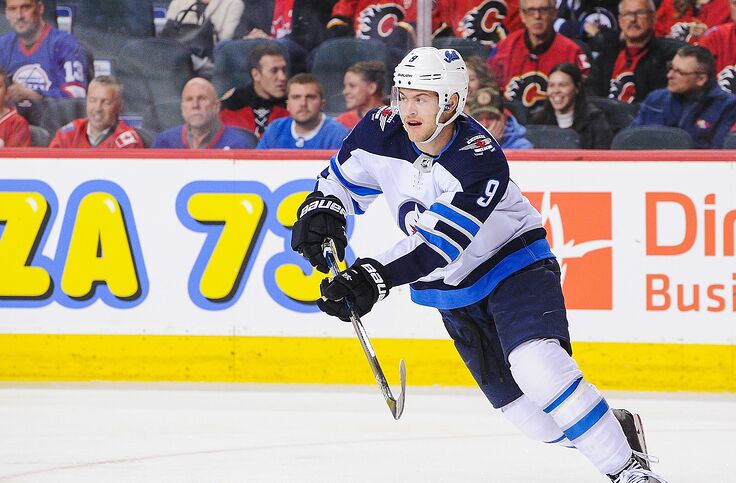 check out 2b44f ab73a Winnipeg Jets Forward Andrew Copp Nearing Return From Concussion