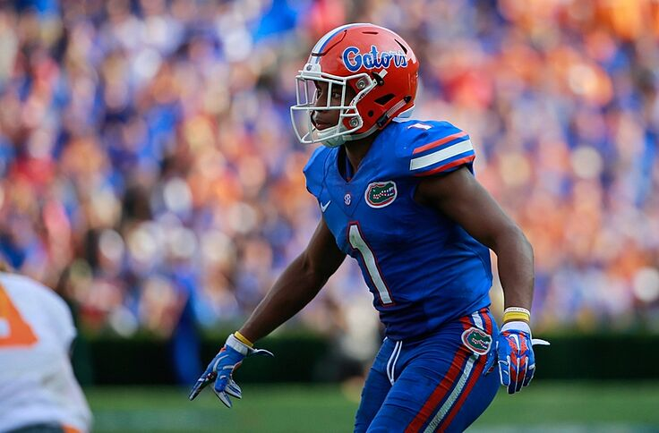 detailed pictures 71b22 cb544 Tampa Bay Buccaneers select Vernon Hargreaves 11th overall