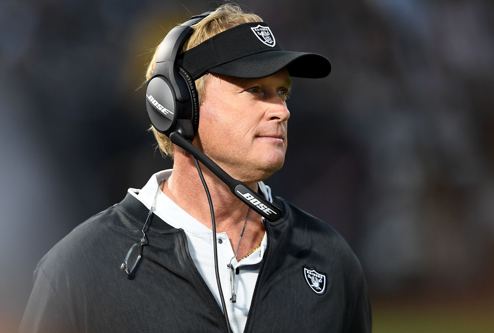 Reviewing the Raiders second official depth chart