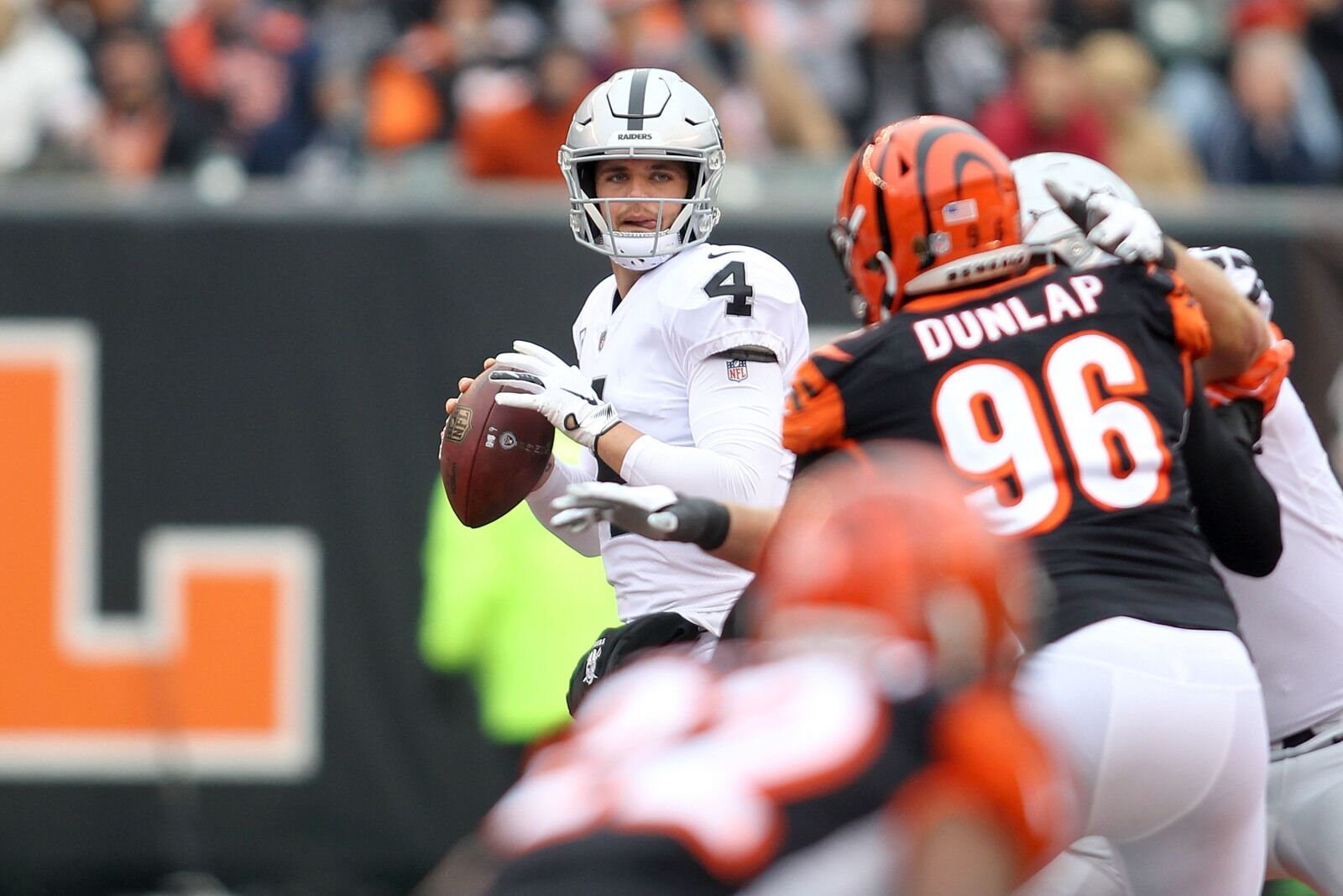 Oakland Raiders: Will play-action finally be a staple in the offense?