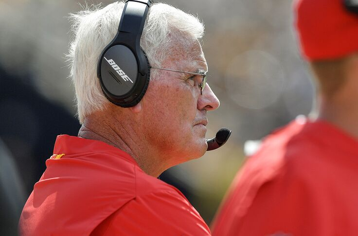 Outstanding Kansas City Chiefs Its Time For Bob Sutton To Go Bralicious Painted Fabric Chair Ideas Braliciousco