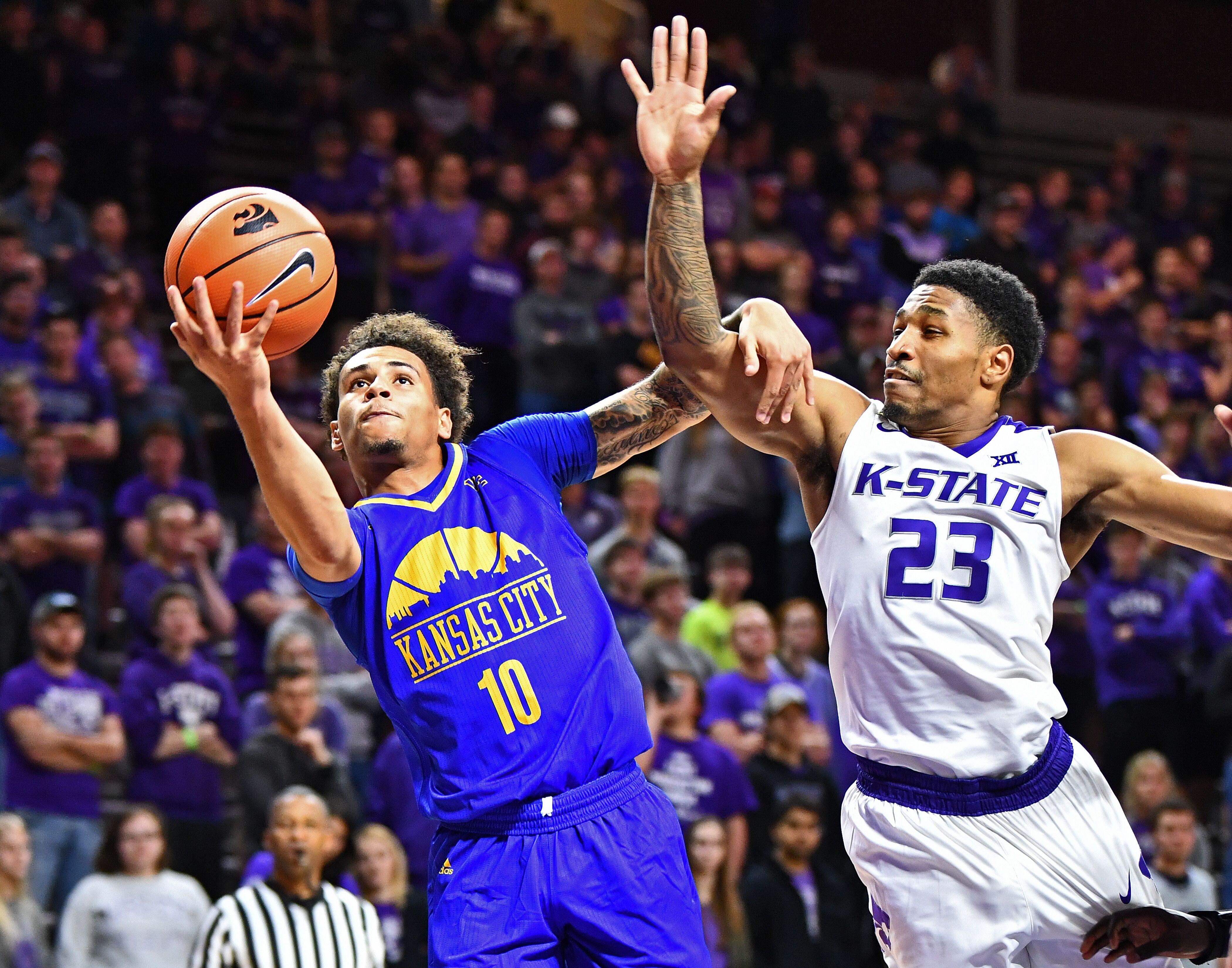 Uk Basketball: K-State Basketball Needs To Take Advantage Of Non