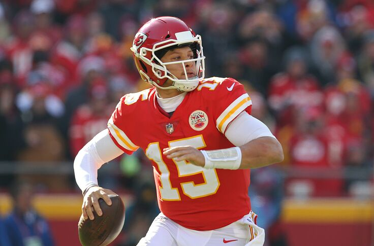 the best attitude ddd67 0d7da KC Chiefs: Patrick Mahomes can't do it all against Ravens in ...