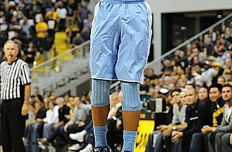 UNC Basketball Offense Turned Inside Out